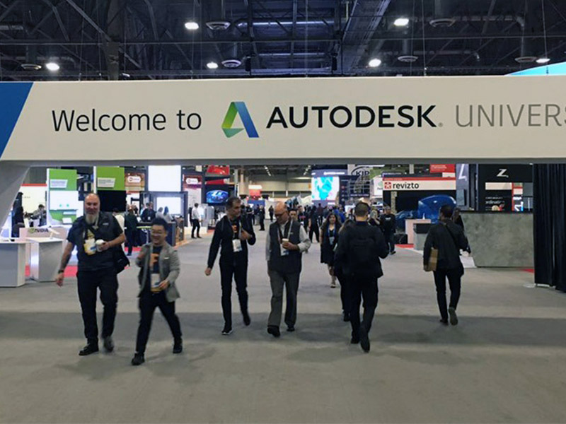 Success for Fulcro as FULmax makes big impression at Autodesk Las Vegas events