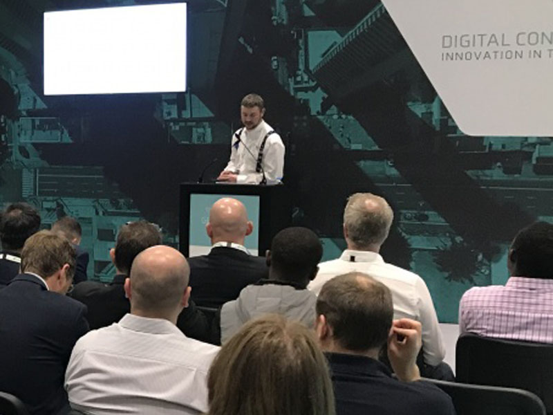 Fulcro brings innovation and collaboration to the fore at Digital Construction Week 2019