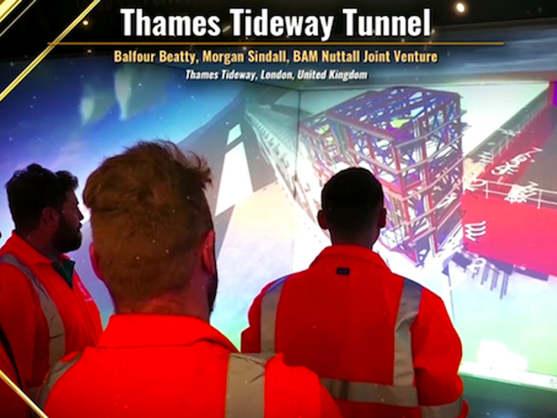 Thames Tideway Project picks up prestigious award following FULmax integration